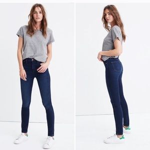 Magic pockets  skinny Madewell Jeans